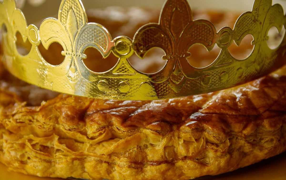 גאלט דה רואה עוגת המלכים של פרובנס